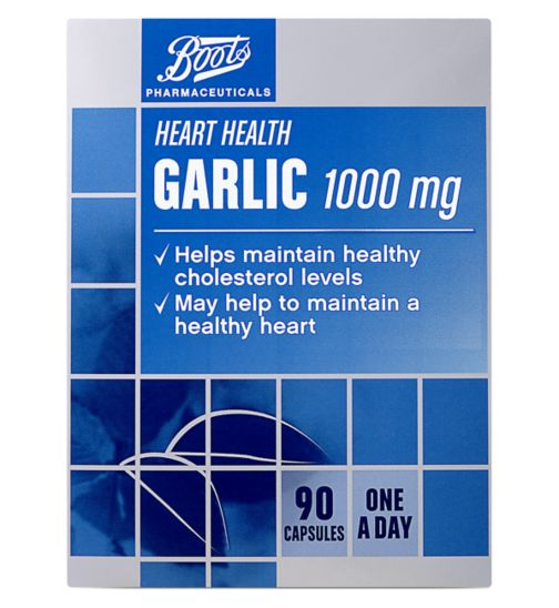 Boots Garlic 1000mg (90 Capsules)