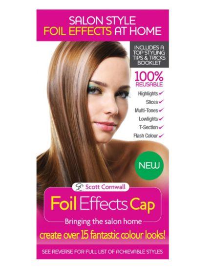 Foil Effects Cap