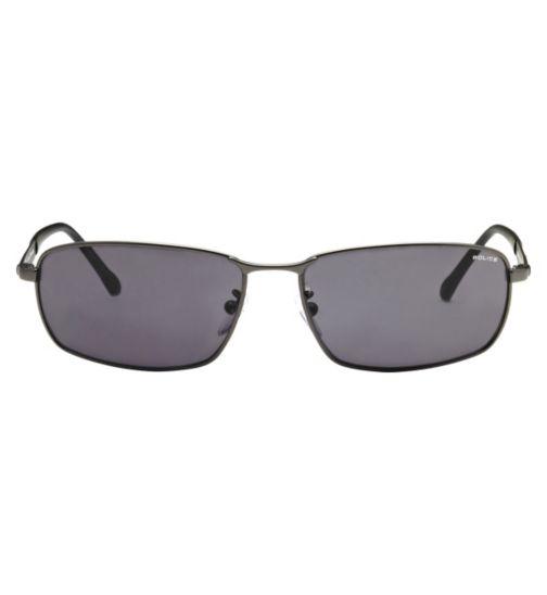 b8f81e16dfc5 Police S8744 Men s Prescription Sunglasses - Gunmetal