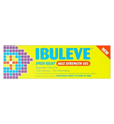 Ibuleve Speed Relief Max Strength 40g
