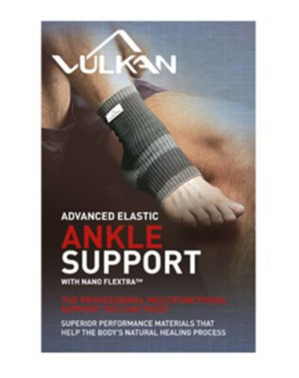 Vulkan Advanced Elastic Ankle Support - large