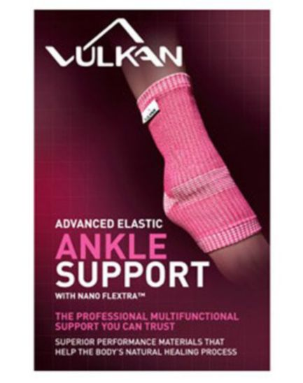 Vulkan Advanced Elastic Ankle Support Womens - large