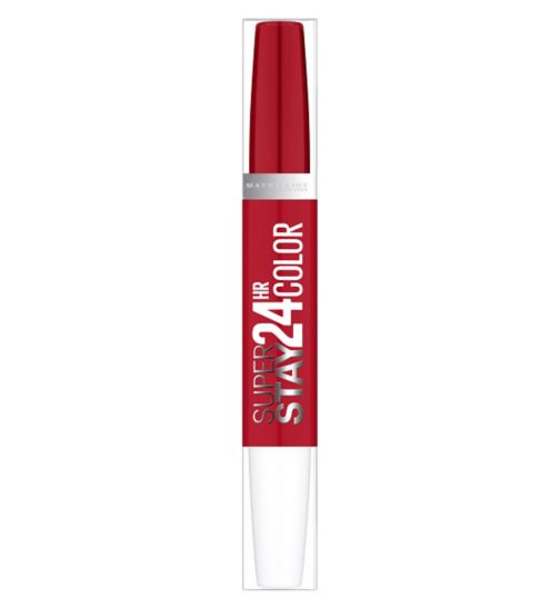 Maybelline Superstay 24hr DualEnded Lip Color