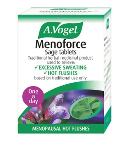A. Vogel Menoforce Sage 30 tablets