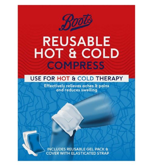 Boots Hot/Cold Compress