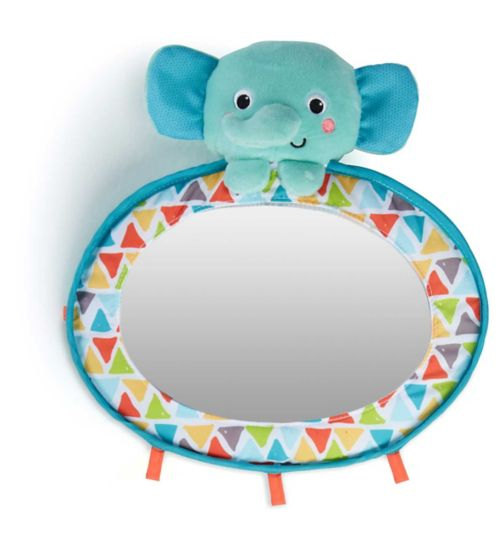 Bright Starts See & Play Auto Mirror