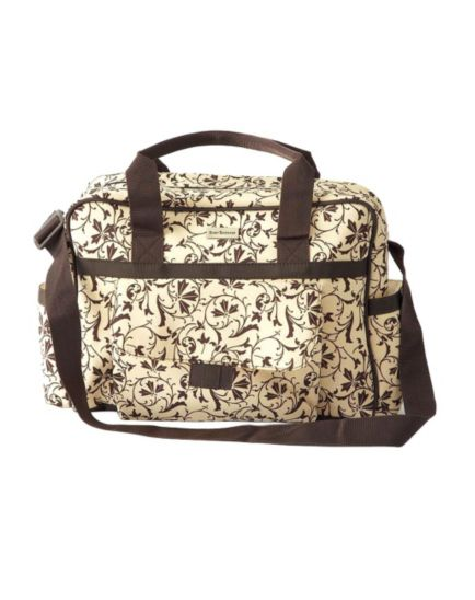 Summer Infant Izabel Tote Baby Changing Bag - Brown & Cream