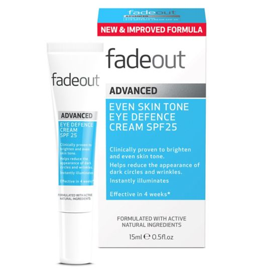Fade Out Extra Care Brightening Eye Defence SPF25