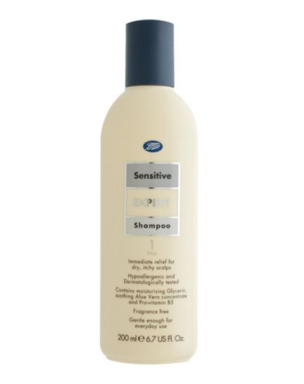 Boots Expert dry itchy sensitive shampoo 200ml