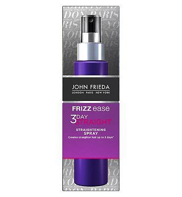John Frieda Frizz Ease 3 Day Straight Semi-Permanent Styling Spray with Keratin 100ml