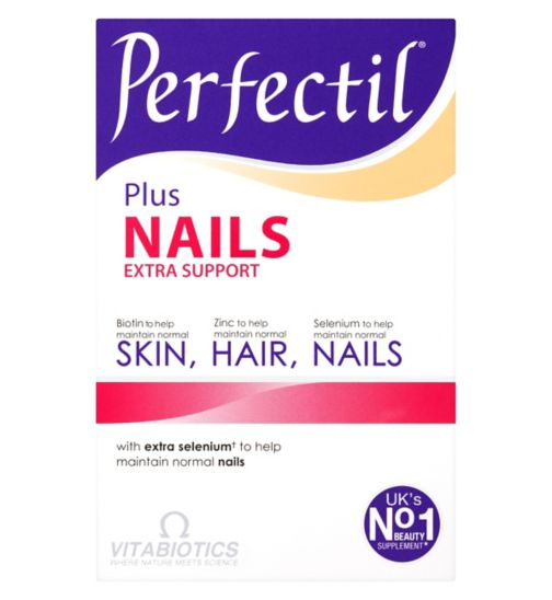 Vitabiotics Perfectil Plus Nails - 60 Tablets