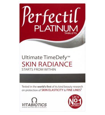 Vitabiotics Perfectil Platinum - 30 Tablets