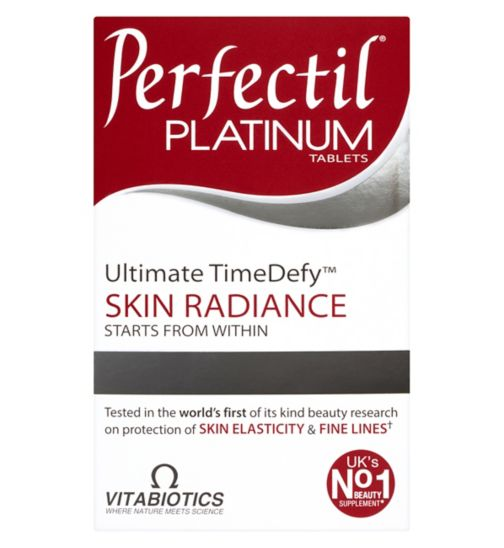 Vitabiotics Perfectil Platinum - 30 Tablets