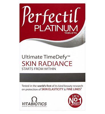 Perfectil Platinum - 30 tablets