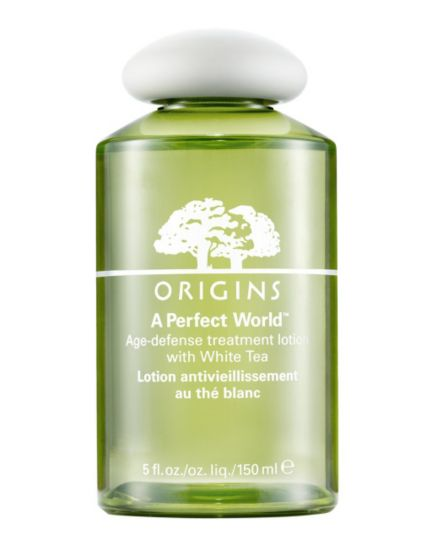 Origins A Perfect World Age Defence Treatment Lotion with White Tea 100ml