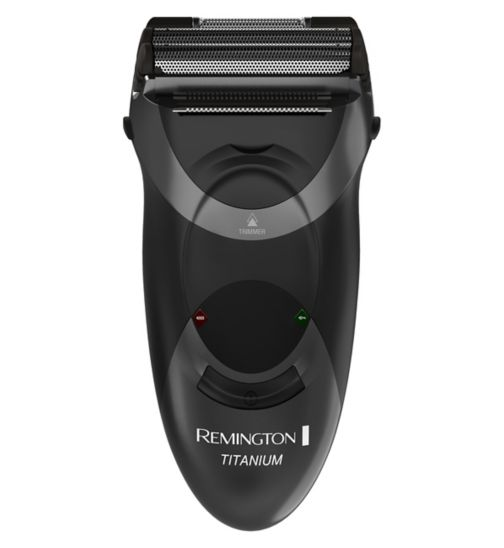 Remington MS5120 Titanium Triple Foil Electric Shaver