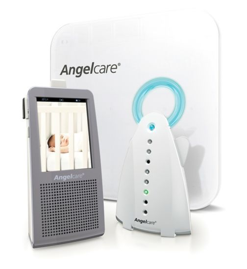 Angelcare AC1100 Video, Movement & Sound Baby Monitor