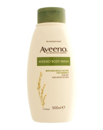 Aveeno Body Wash 500ml dry/sensitive skin