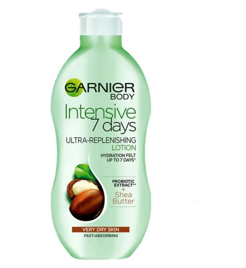 Garnier Intensive 7 Days Lotion Shea Butter 250ml