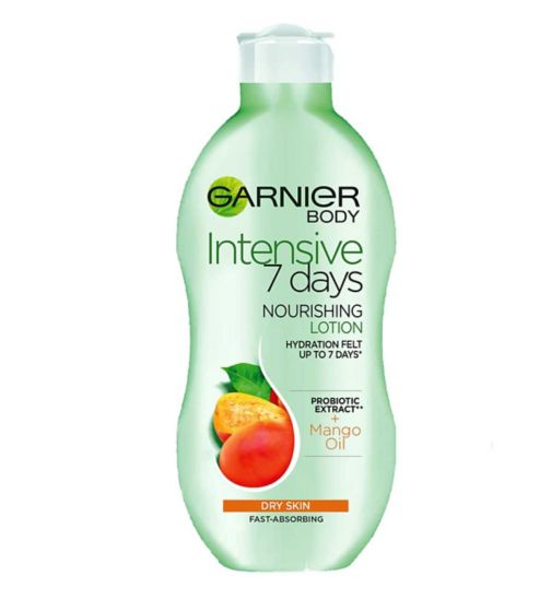 Garnier Intensive 7 Days Lotion Mango 400ml