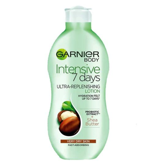 Garnier Intensive 7 Days Lotion Shea Butter 400ml