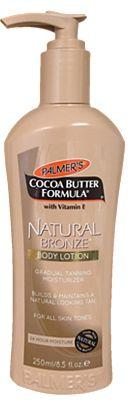 Palmer's Cocoa Butter Formula Natural Bronze Gradual Tanning Moisturiser 250ml