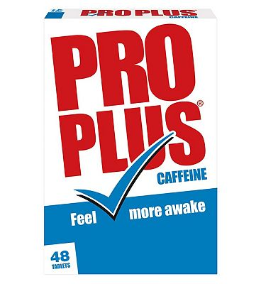 Pro Plus Caffeine - 48 tablets