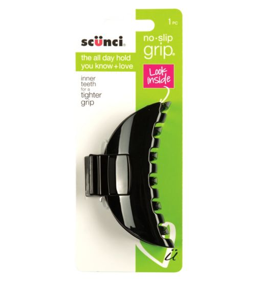 Scunci Large No Slip Jaw Clip