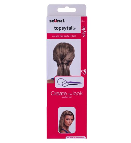 Scunci Topsy Tail 1 pack