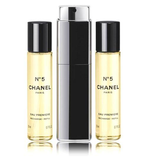 CHANEL N°5 Eau Première Purse Spray 3x20ml