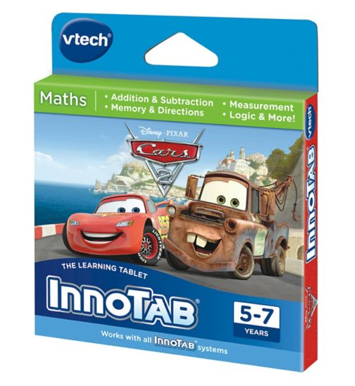Vtech InnoTab Software - Disney Cars 2