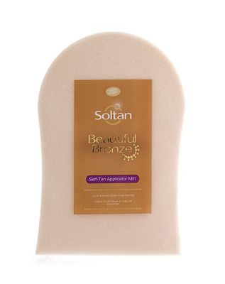 Soltan Beautiful Bronze Self-Tan Applicator Mitt