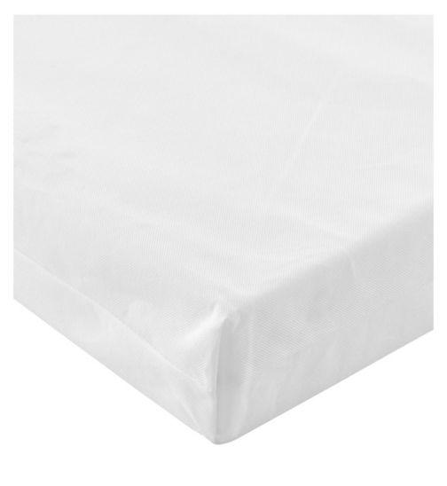 Tutti Bambini Foam Core Baby Cot Bed Mattress - 70 x 140cm