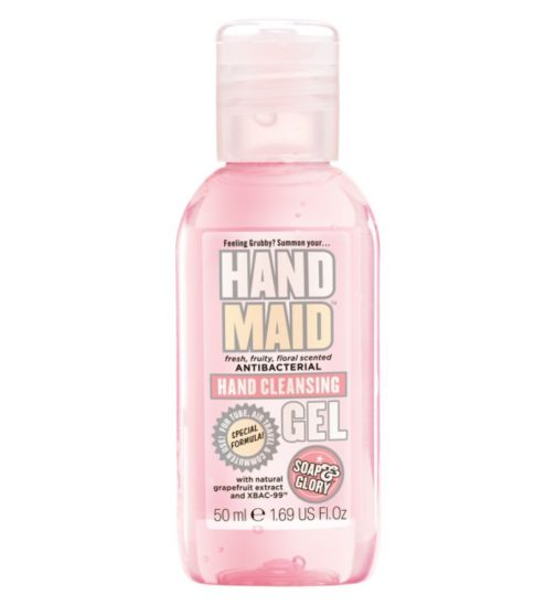 Soap & Glory™ Hand Maid™ Antibacterial Hand Cleansing Gel 50ml
