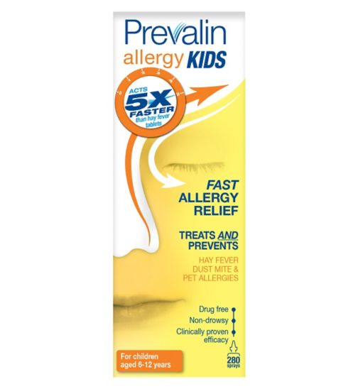 Prevalin Allergy Kids - 20ml