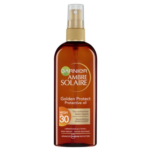 Ambre Solaire Golden Protect Sun Oil SPF30 150ml