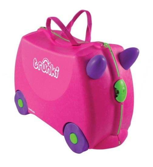 Trunki Trixie Ride-on Suitcase