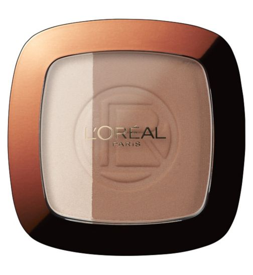 L'Oreal Paris Glam Bronze Duo Sun Powder Brunette