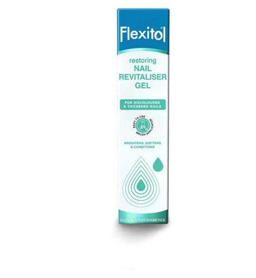 Flexitol Nail Revitaliser Gel (15ml)