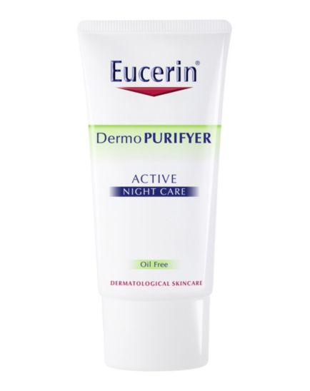Eucerin Dermo Purifyer Night Care 50ml