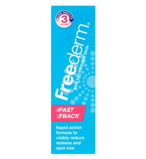 Freederm Fast Track Spot Gel 25g