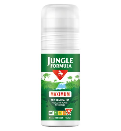 Jungle Formula Maximum roll on - 50ml