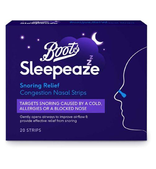Boots  Re:Balance Snoring Nasal Strips (20 Strips)