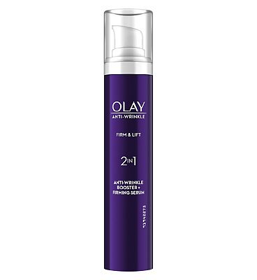 Olay Anti-Wrinkle Firm & Lift 2in1 Anti-ageing Cream + Firming Serum 50ml
