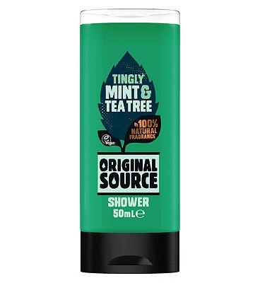 Original Source Mint & Tea Tree Shower 50ml