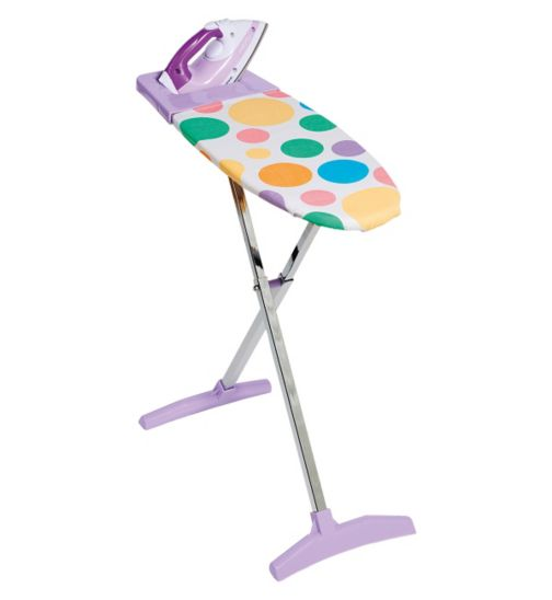 Casdon Little Helper Ironing Set