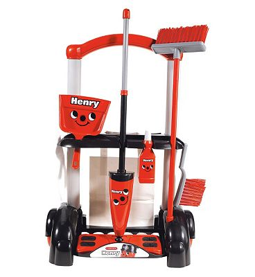 Casdon Cleaning Trolley - Henry