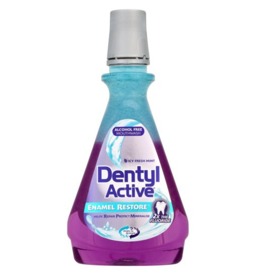Dentyl Active Enamel Restore Mouthwash 500ml