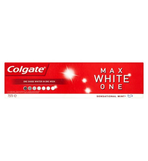 Colgate Max White One Whitening Toothpaste 75ml