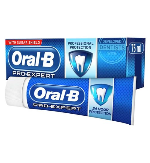 Oral-B Pro Expert Professional Protection Toothpaste - Clean Mint 75ml